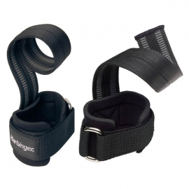 Big Grip Pro Lifting Strap - Harbinger-1