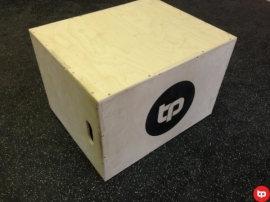 Wooden 3 in 1 Plyo Box - Made in Quebec - Tonic Performance-1