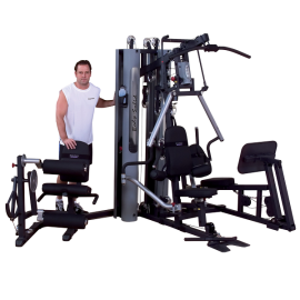 Body Solid Multi-Stack Gyms-6