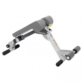 HF-4263 Adjustable Ab/Back Hyper Bench Hoist fitness-1