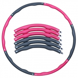 Weighted hula hoop 360-FWH15-1