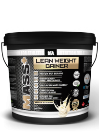 Mass+ Weight Gainer 10lbs - NFA-2