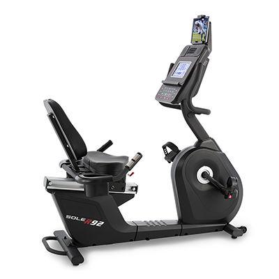 Recumbent Bike R92 - Sole Fitness-1