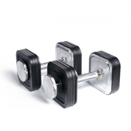 Quick-Lock Dumbbell 5-45lbs Ironmaster-4