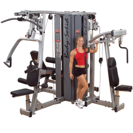 Body Solid Multi-Stack Gyms-1