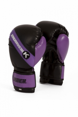 ASPIRE Women's Boxing Gloves 12oz PURPLE-1