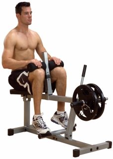 PSC43X Seated Calf Raise Powerline