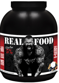 Real Food Carbohydrates Source - 5% Nutrition Rich Piana
