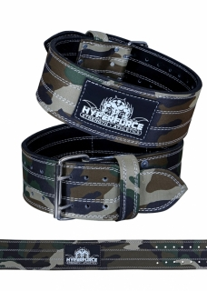 Powerbelt Hyperforce Color: Camo, Size: X-Large