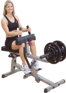 GSCR349 Seated Calf Raise Body Solid