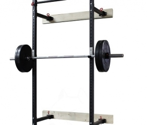 Foldable Power Rack (Narrow) - Bells of Steel