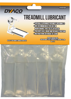 Treadmill Lube (5 per bag)