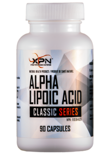 Alpha Lipoic Acid 90caps - XPN