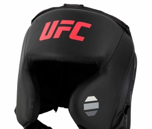 UFC Synthetic Leather Training/Sparring Protection Head Gear
