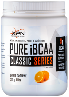 Pure iBCAA 500g - XPN Saveurs: Orange Tangerine