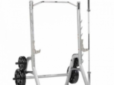 HF4970 Squat Rack Hoist Fitness CLEAR OUT