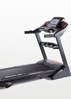 Treadmill F65 - Sole Fitness