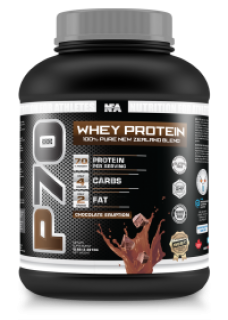 P-70 Whey Protein 5lbs - NFA