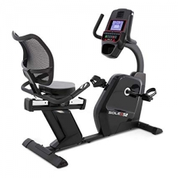 Recumbent Bike R52 NEW 2019 - Sole Fitness