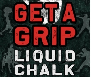 Get a Grip (liquid chalk)