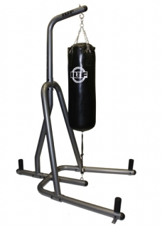 Kit Punching bag 75lbs and Stand