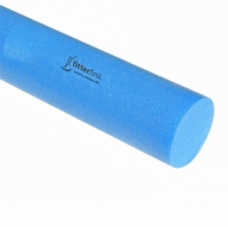 "Foam Rollers Foam roller full 6""X36"" medium firm: 6X18 medium firm blue"