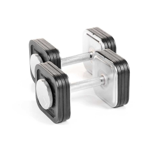 Quick-Lock Dumbbell 5-45lbs Ironmaster