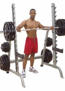 GPR370 Multi Press Rack Body Solid