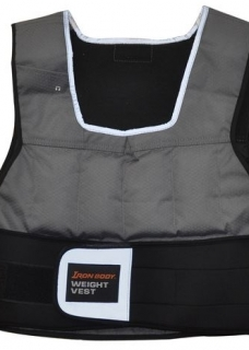 Weighted vest FlexFit 20lbs - IBF