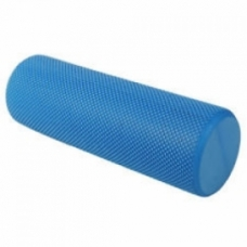 "Foam Rollers Foam roller full 6""X36"" medium firm: EVA 6x24 Very Firm blue"