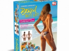Brazil Butt Lift DVD