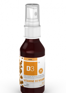Vitamine D3 Spray - ATP
