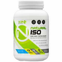 Natural Iso + Greens XPN Vanille 2 lbs