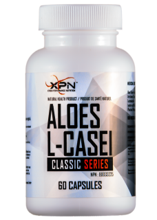 Aloes L-Casei 90caps - XPN