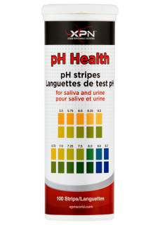 pH Strips (Pack of 100) - XPN