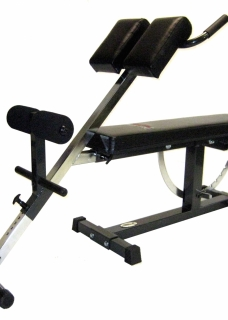 Ironmaster SuperBench Attachments SuperBench Attachments: Ironmaster Hypercore attch.