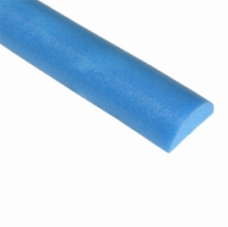 "Foam Rollers Foam roller full 6""X36"" medium firm: Half roller 3X36 firm"
