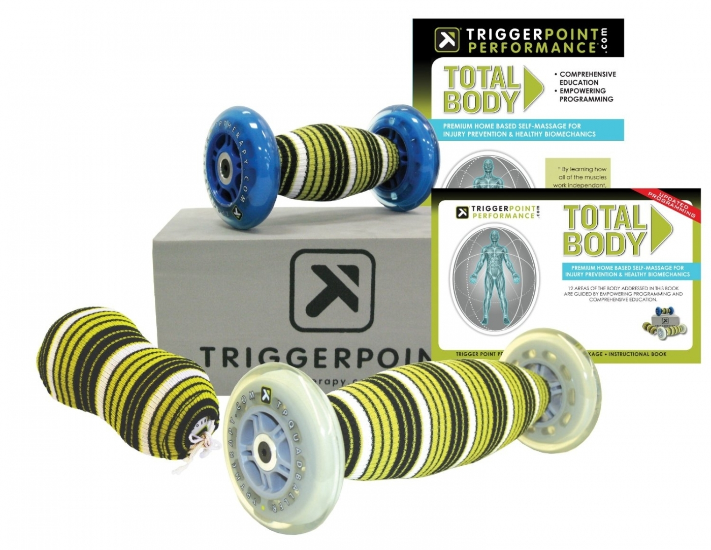 Spirit Fitness Total Muscle Massage Kit .product..