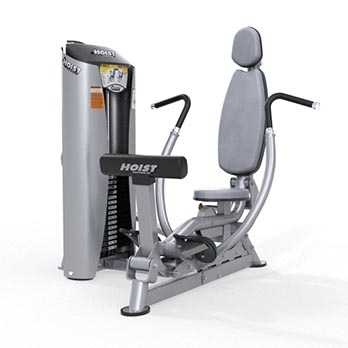 hoist fitness  roc it selectorized  fitness equipment of