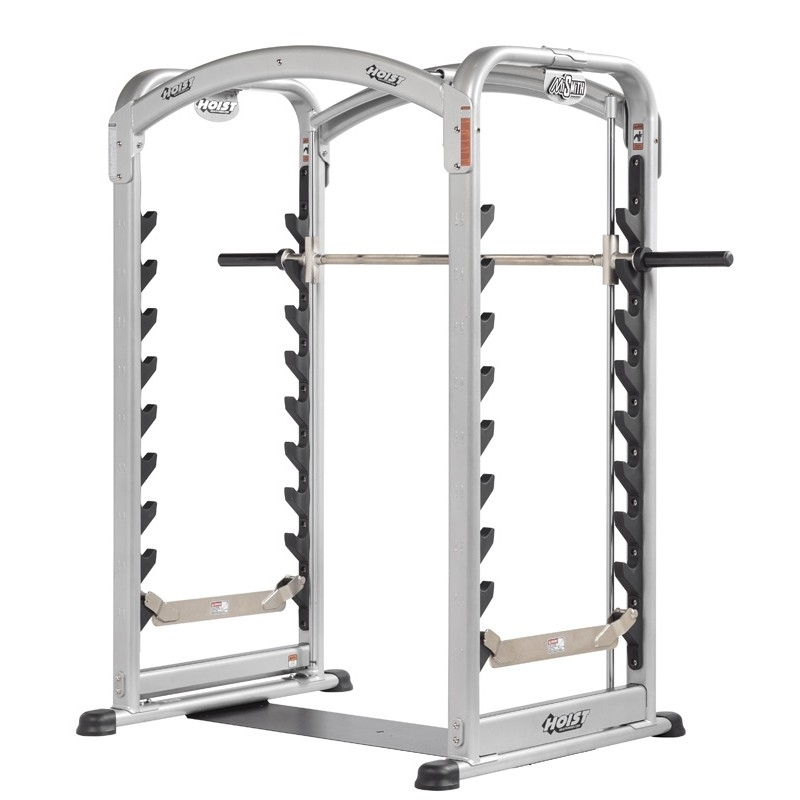 Hoist Multi Gym Mi7 Smith Ensemble: MiSMITH Double Action SMITH MACHINE