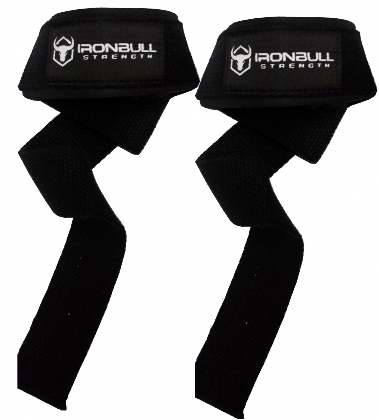 Wrist Wraps Lifting Straps Combo Ironbull Strength